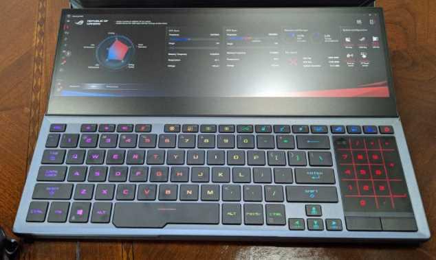 Kelebihan Laptop Asus ROG Zephyrus Duo 15