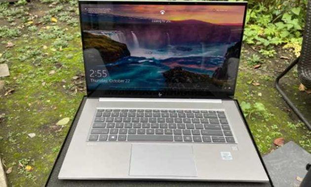 harga laptop HP ZBook Create G7