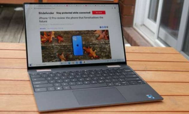 harga laptop XPS 13 2-in-1