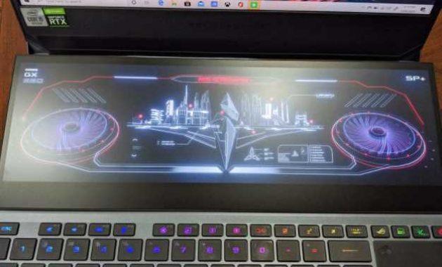 specs Laptop Asus ROG Zephyrus Duo 15