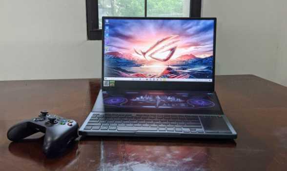 spesifikasi Laptop Asus ROG Zephyrus Duo 15