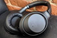 Headphone Sony wireless noise cancelling