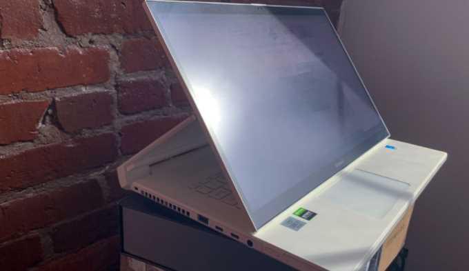 laptop Acer ConceptD 7 Ezel