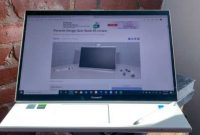 review laptop Acer ConceptD 7 Ezel indonesia