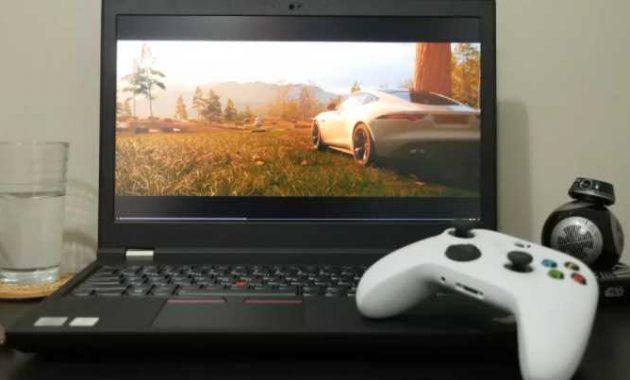 review laptop Lenovo ThinkPad P15