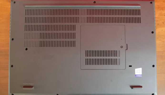 spesifikasi laptop Lenovo ThinkPad P15