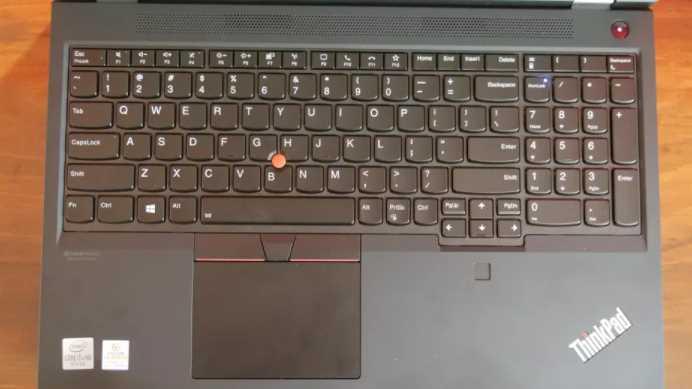 ulasan laptop Lenovo ThinkPad P15