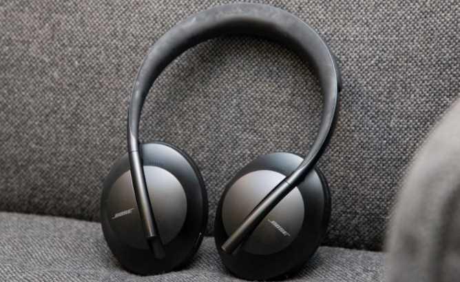 Headphone Bluetooth Bose 700