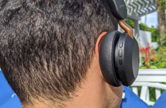 Kekurangan Headphone Jabra Elite 45h
