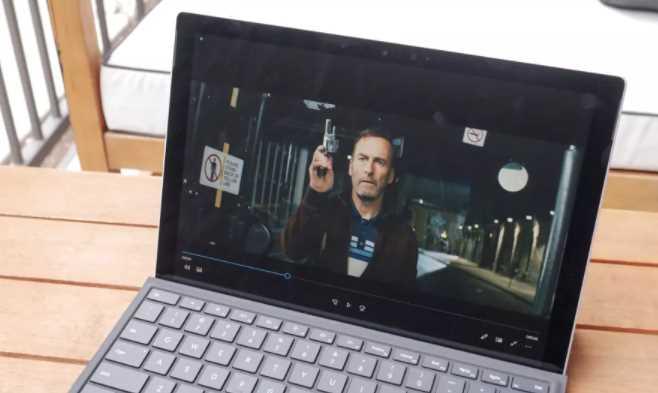 Layar Microsoft Surface Pro 7+