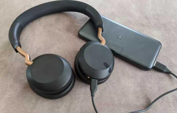 review Headphone Jabra Elite 45h Indonesia