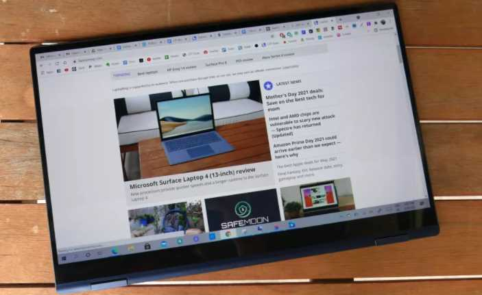 review Samsung Galaxy Book Pro 360 Indonesia