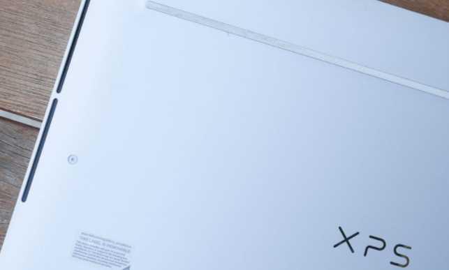 spec Laptop Dell XPS 13 OLED 2021