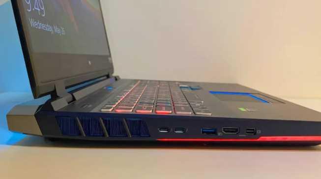 Kelebihan Acer Predator Helios 500