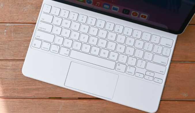 Magic Keyboard Apple iPad Pro 2021