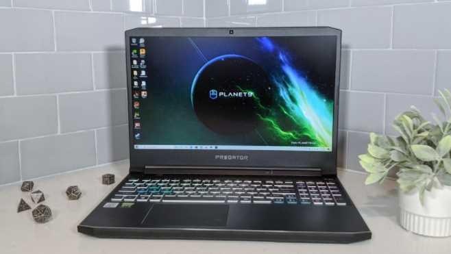 Review Acer Predator Helios 300