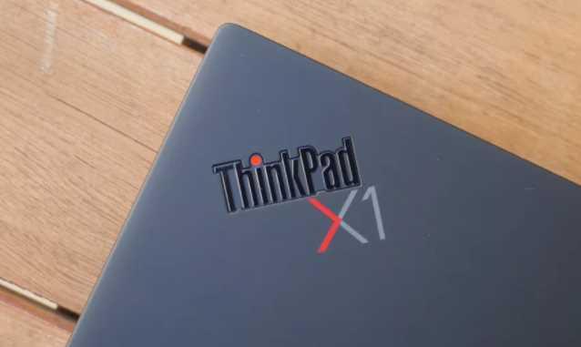 Spek Lenovo ThinkPad X1 Nano