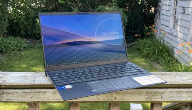 Ulasan Asus Zenbook 13 (UX325) OLED