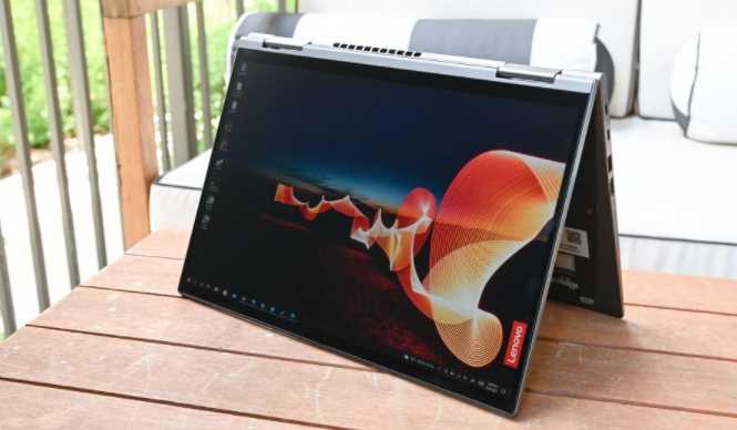 Review Lenovo ThinkPad X1 Yoga Gen 6
