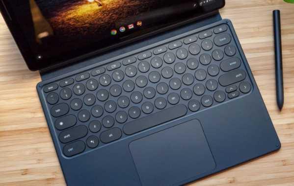 Spek Google Pixel Slate