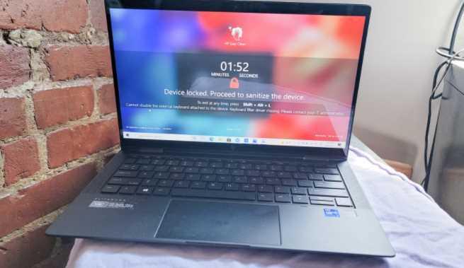 Ulasan Laptop HP Elite Dragonfly Max Indonesia